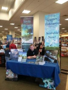 Jeramy Goble book signing