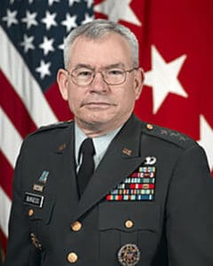 Lt. General Ronald L. Burgess, Jr. Trustee